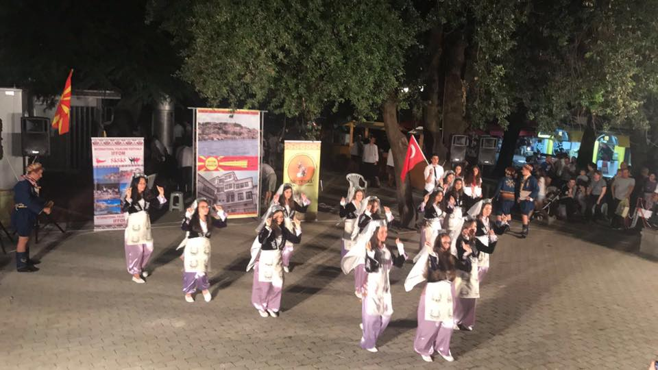 "International Folk Dance and Music Festival ""Festival of Traditional"